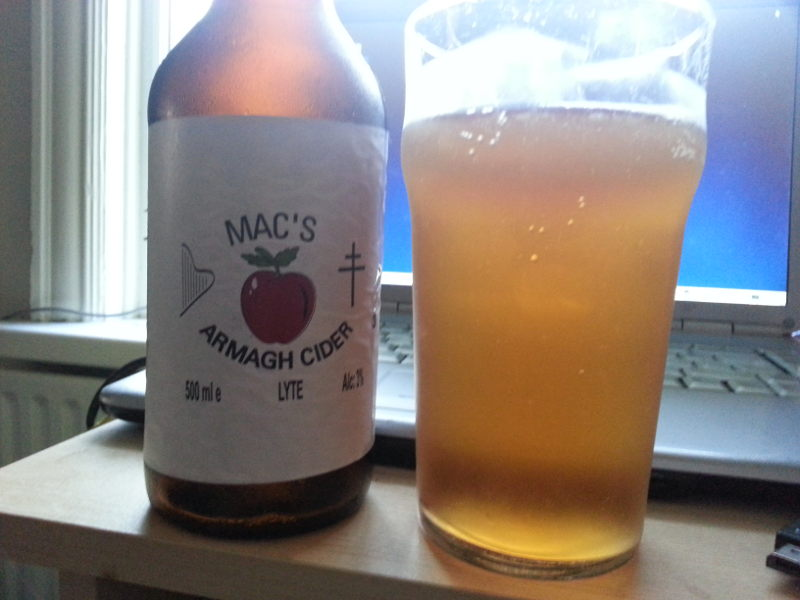 Lovely cider